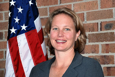 Onondaga County Executive, Joanie Mahoney