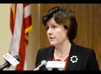 Mayor Stephanie Miner