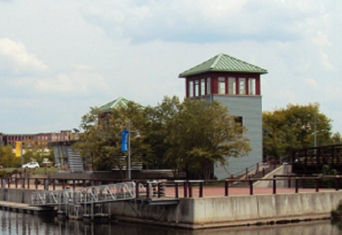 Syracuse Inner Harbor