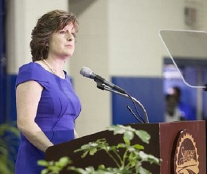 Mayor Miner state of thecity