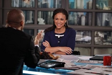 Melissa Harris Perry is no longer in the picture at MSNBC