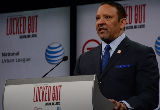 Vision possible cover National Urban League Address - marc morial -soba2016