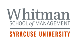 whitman-school-of-management-logo