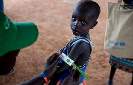MR possible cover VIsion national Civil War Blamed for Starvation and Famine Looming in South Sudan - child-sudan
