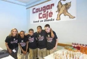 clary cougar cafe