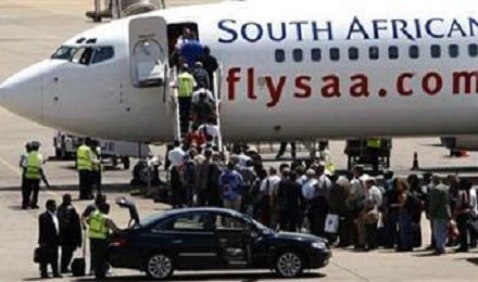 african airlines