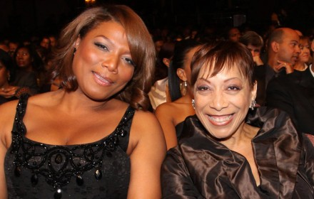 (L-R) Queen Latifah and her mother Rita Owens attend the 3rd annual BET Honors at the Warner Theatre on January 16, 2010 in Washington, DC. (Photo by Johnny Nunez/WireImage)