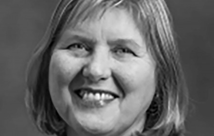 Beth Broadway, president and chief executive officer of InterFaith Works