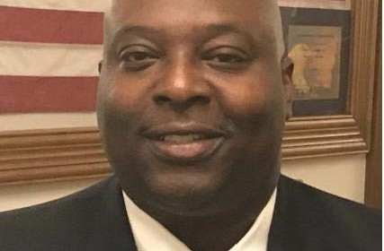 Syracuse Police Chief, Kenton Buckner