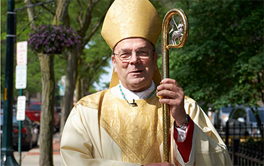 Rev. Robert J. Cunningham, Bishop of Syracuse